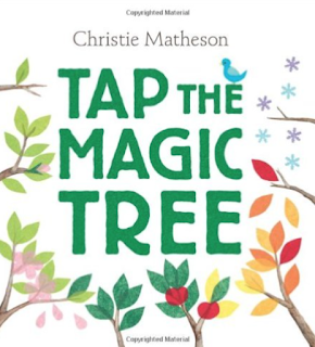 "Tap the Magic Tree: Great picture book, can be used with the song ""Apple Tree"" in the music classroom!"