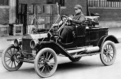 Sejarah mobil uang ke mobil listrik