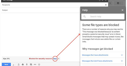 Gmail Will Start Blocking Javascript Attachments by February 13, Citing Security Reasons