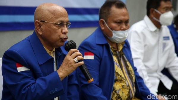 Kubu Moeldoko Sayangkan PD Bubarkan HUT di Banten: Tak Bermoral!