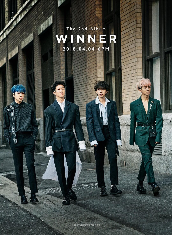 winner comeback 2018