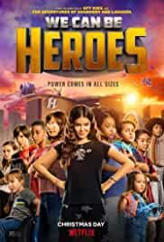 We Can Be Heroes 2020 Hindi Dual Audio 480p