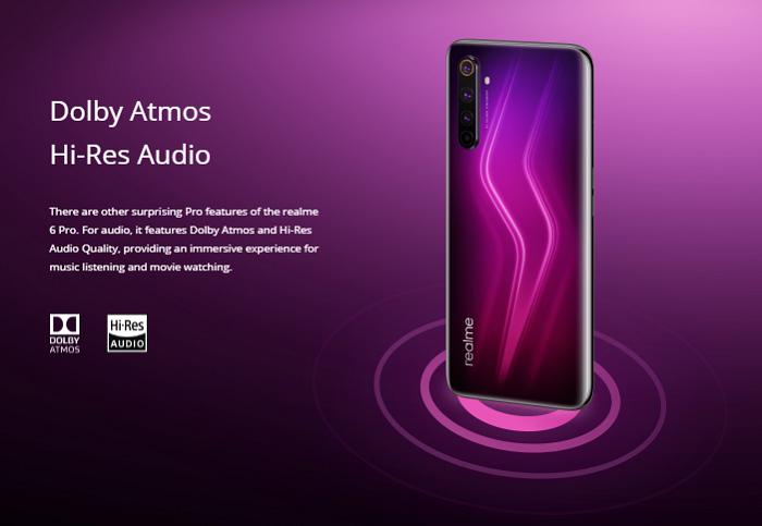 Realme 6 Pro Malaysia price reviews specs dolby atmos