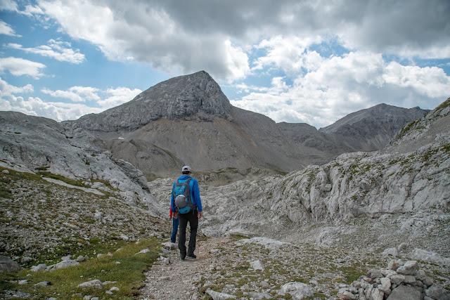 Dachstein Gletscherwanderung  Vom Dachsteingletscher nach Ramsau 09