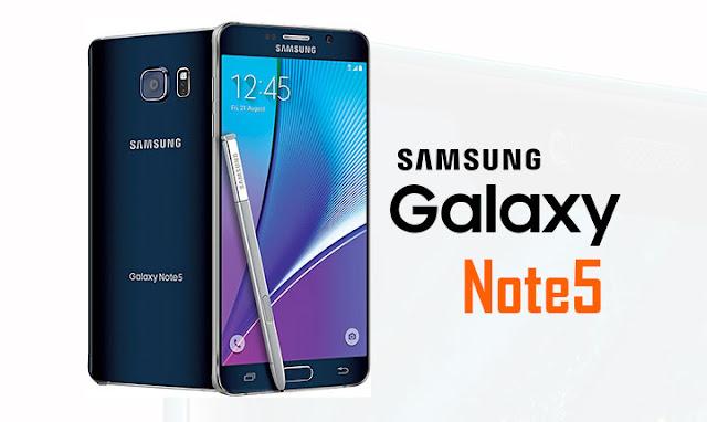 سعر و مواصفات سامسونج Samsung Galaxy Note 5 في الجزائر
