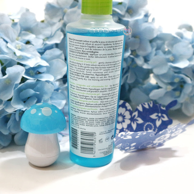 Bioderma Purrifying Foaming Cleanser packaging