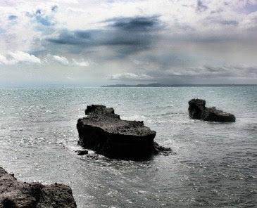Misteri Pantai Guci Batu Kapal Kabupaten Lampung Selatan, Lampung