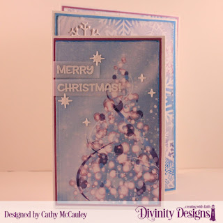 Stamp Set:  Christmas Birdhouses Paper Collection:  Christmas 2019 Custom Dies:  Four Panel Fold Card with Layers, Sentiment Strips, Long & Lean Letters, Christmas Dove, Curvy Slopes, Squares, Scalloped Squares, Peace Border