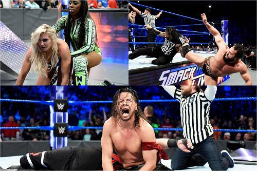 WWE Smackdown Result Dec 12