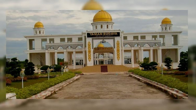 Wisata Taman Budaya Bagansiapiapi di Kabupaten Rohil
