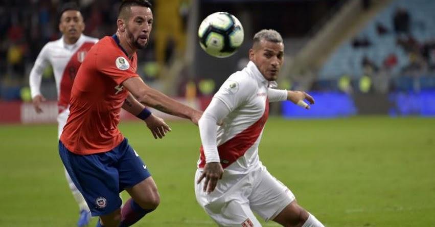 FPF: Este es el equipo titular de Perú ante Chile [EN VIVO]