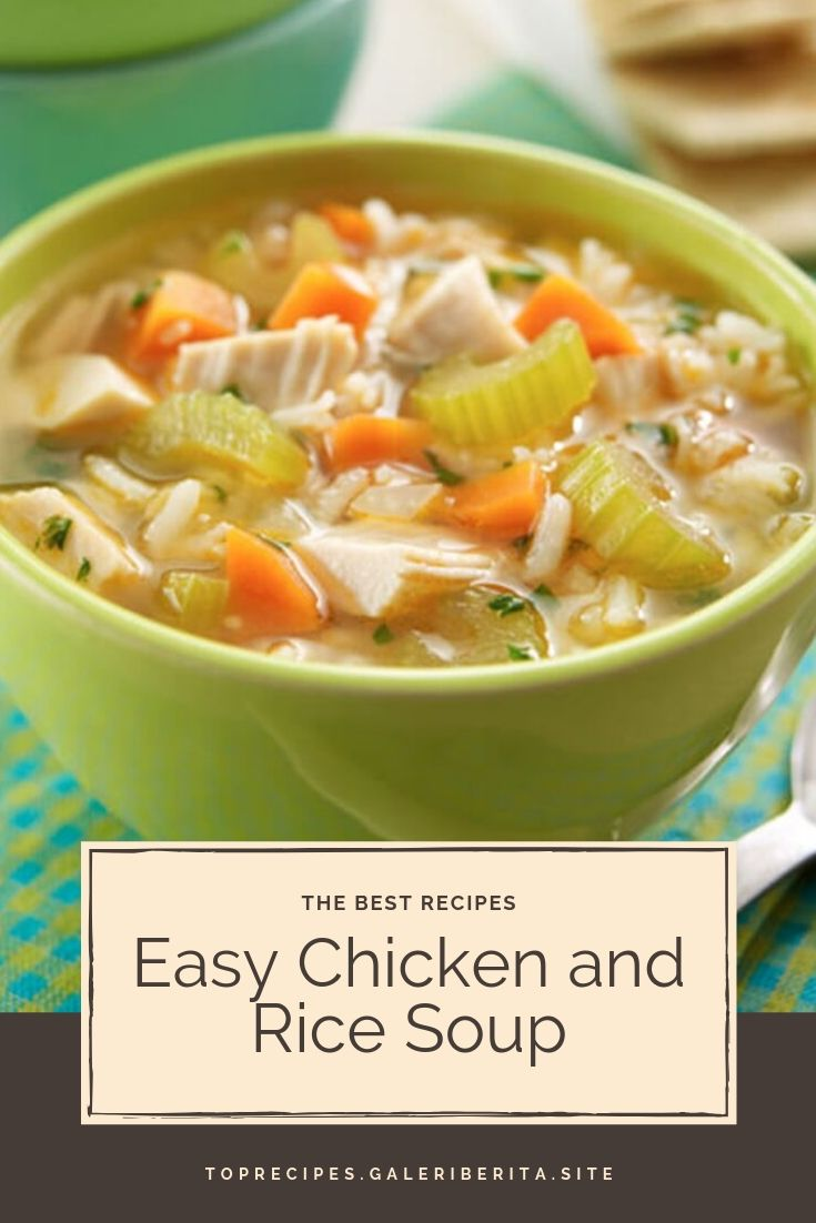 Easy Chicken and Rice Soup | chicken aeasy dinners, chicken ovens chicken cooking, chicken families, chicken soysauce, chicken crockpot, chicken easy recipes, chicken dinners, chicken sauces, chicken lowcarb, chicken families, chicken crockpot, chicken olive oils, chicken lowcarb, chicken glutenfree, chicken dinners, chicken families, chicken stirfry, chicken recipesfor, chicken greek yogurt, chicken sour cream, chicken meals, chicken green onions, chicken comfort foods, chicken products, chicken hot sauces, chicken ovens, chicken healthy, chicken bread crumbs, chicken red peppers, chicken white wines, chicken simple, chicken veggies, chicken blackbeans, chicken garlic, chicken brown rice, chicken low carb, chicken crock pot, chicken easy recipes, chicken gluten free, chicken dinners, chicken soy sauce, chicken week night meals, chicken crock pot, chicken low car  #chickenrecipes #bakedchicken #chickenthighs #butterchicken #crockpotchicken #chickenhealthy #chickenenchiladas #chickenparmesan #chickencasserole #chickenandrice #chickenpasta #chickeneasy #chickendinner #orangechicken #chickenpiccata #chickenmarsala #chickenmarinade #chickenspaghetti #lemonchicken #teriyakichicken #chickenpotpie #chickenfajitas #ranchchicken #chickenalfredo #friedchicken #chickentenders #chickensalad #chickentacos #shreddedchicken #slowcookerchicken #bbqchicken #grilledchicken #chickenwings #chickensoup #stuffedchicken #chickenchili #wholechicken