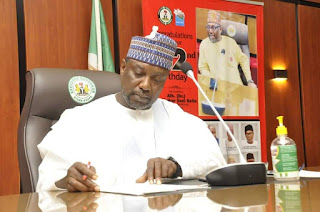 Niger governor Bello goes on self-isolation