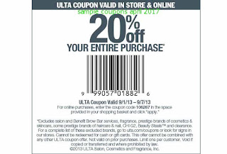 Ulta coupons for april 2017