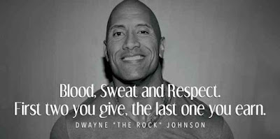 The Rock's Best Quotes