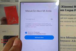 Cara Bypass Micloud Redmi Note 4 Mido Gratis 100% Berhasil