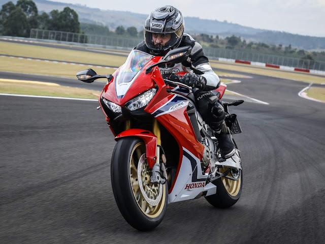 Honda CBR 1000RR Fireblade 2019