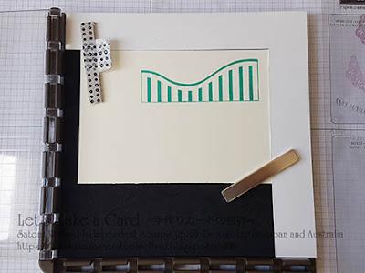 Useful tool to maximize Stamparatus   Satomi Wellard-Independent Stampin'Up! Demonstrator in Japan and Australia, #su, #stampinup, #cardmaking, #papercrafting, #rubberstamping, #stampinuponlineorder, #craftonlinestore, #papercrafting, #handmadegreetingcard, #greetingcards  #stamparatus  #スタンピン #スタンピンアップ #スタンピンアップ公認デモンストレーター #ウェラード里美 #手作りカード #スタンプ #カードメーキング #ペーパークラフト #スクラップブッキング #ハンドメイド #オンラインクラス #スタンピンアップオンラインオーダー #スタンピンアップオンラインショップ #動画 #フェイスブックライブワークショップ、#スタンパレイタス