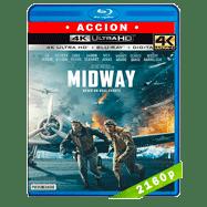 Midway: Batalla en el Pacífico (2019) Ultra HD BDRip 2160p Latino