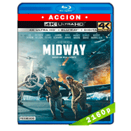 Midway: Batalla en el Pacífico (2019) HDR Ultra HD BDREMUX 2160p Latino