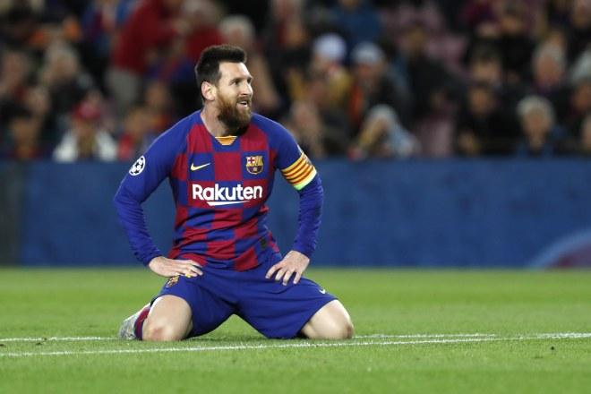 Giật mình Man City: Có thể mất 700 triệu euro nếu mua Messi không được đá 2