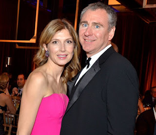 Katherine Weingartt's ex-husband Griffin with his ex-wife Аnnе Dіаѕ-Grіffіn