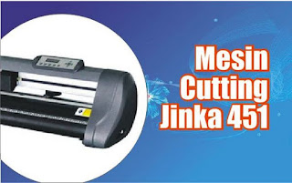 Mesin Cutting Jinka 451
