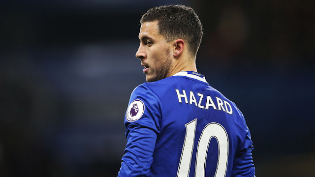 Eden Hazard Marah Sering Diganti Conte Tidak Peduli