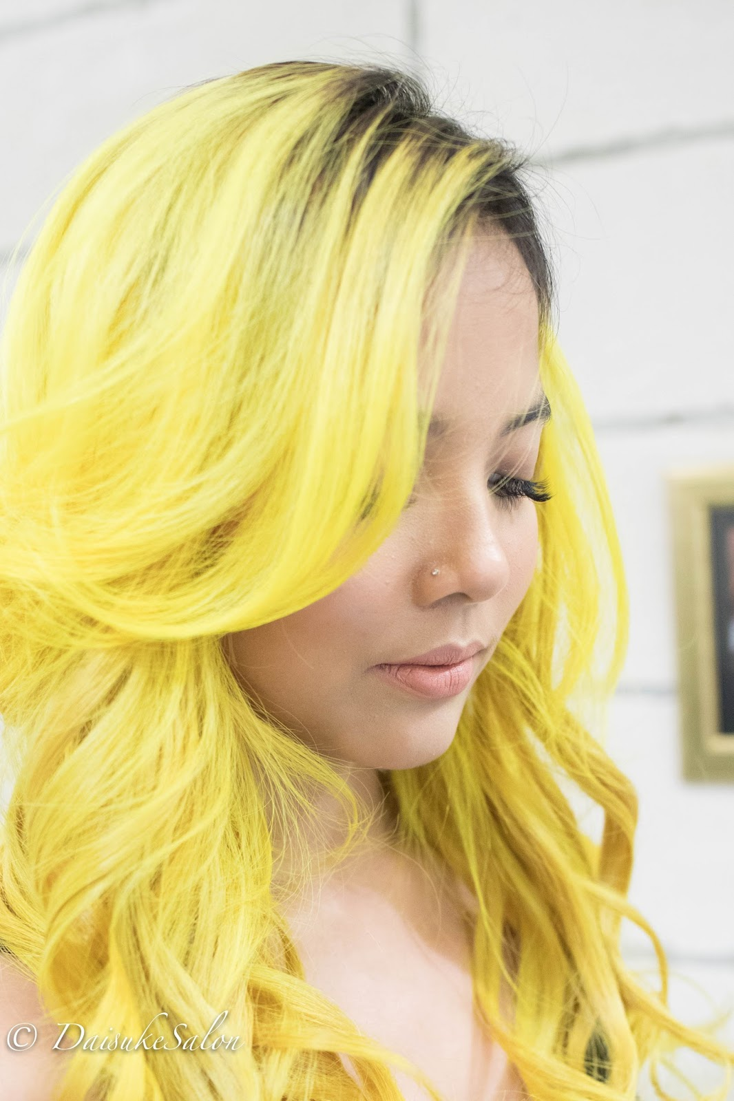 Welcome Color Player Sunshine Yellow Hair