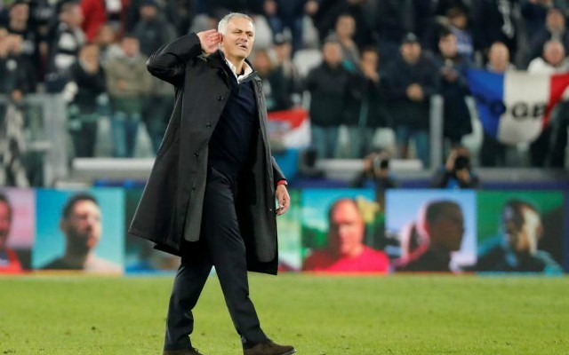 Man United Boss Mourinho Explains Reason For Taunting Juventus Fans After Famous Win
