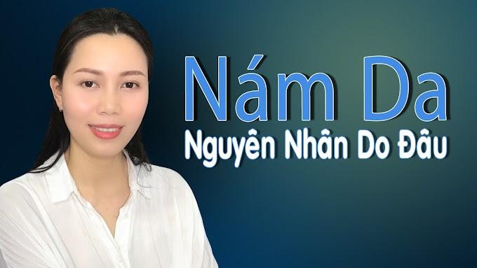 SERUM NÁM TÀN NHANG Dark Spot Eraser Narguerite | Trang Nguyễn