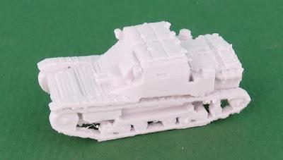 Carro Armato L3 Tankette picture 1