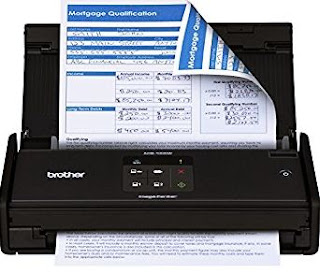 Brother ADS-1000W Driver Scanner Downloads - Windows, Mac, Linux