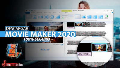 como descargar windows movie maker 2020