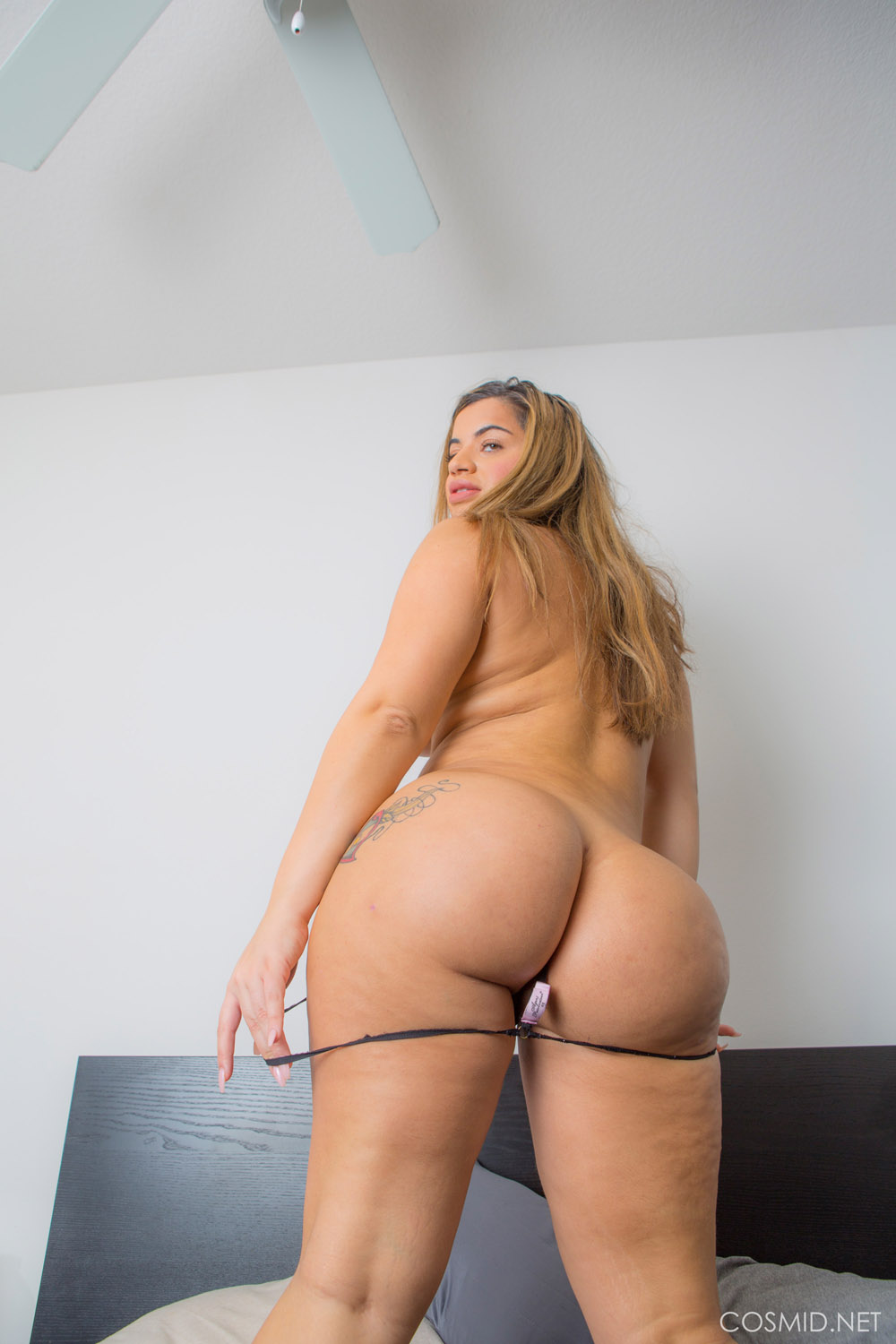 Ana martin big boobs and barbara fucked in kitchen a75 - 1 part 7