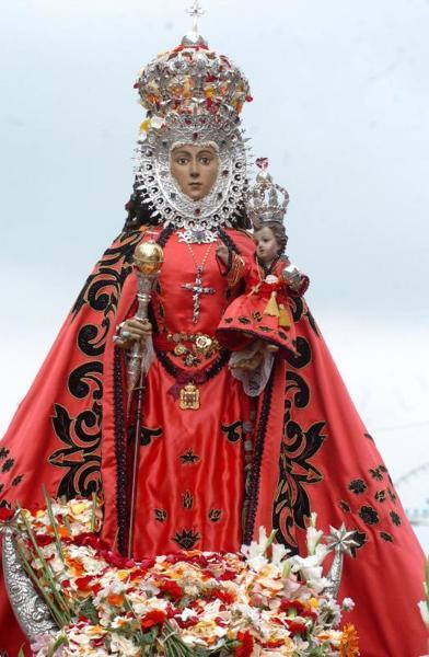 Murcia Confidencial La Virgen De La Fuensanta Regresa A Su