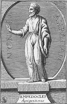 Εμπεδοκλής ο Ακραγαντίνος – ο φιλόσοφος και ο μάγος