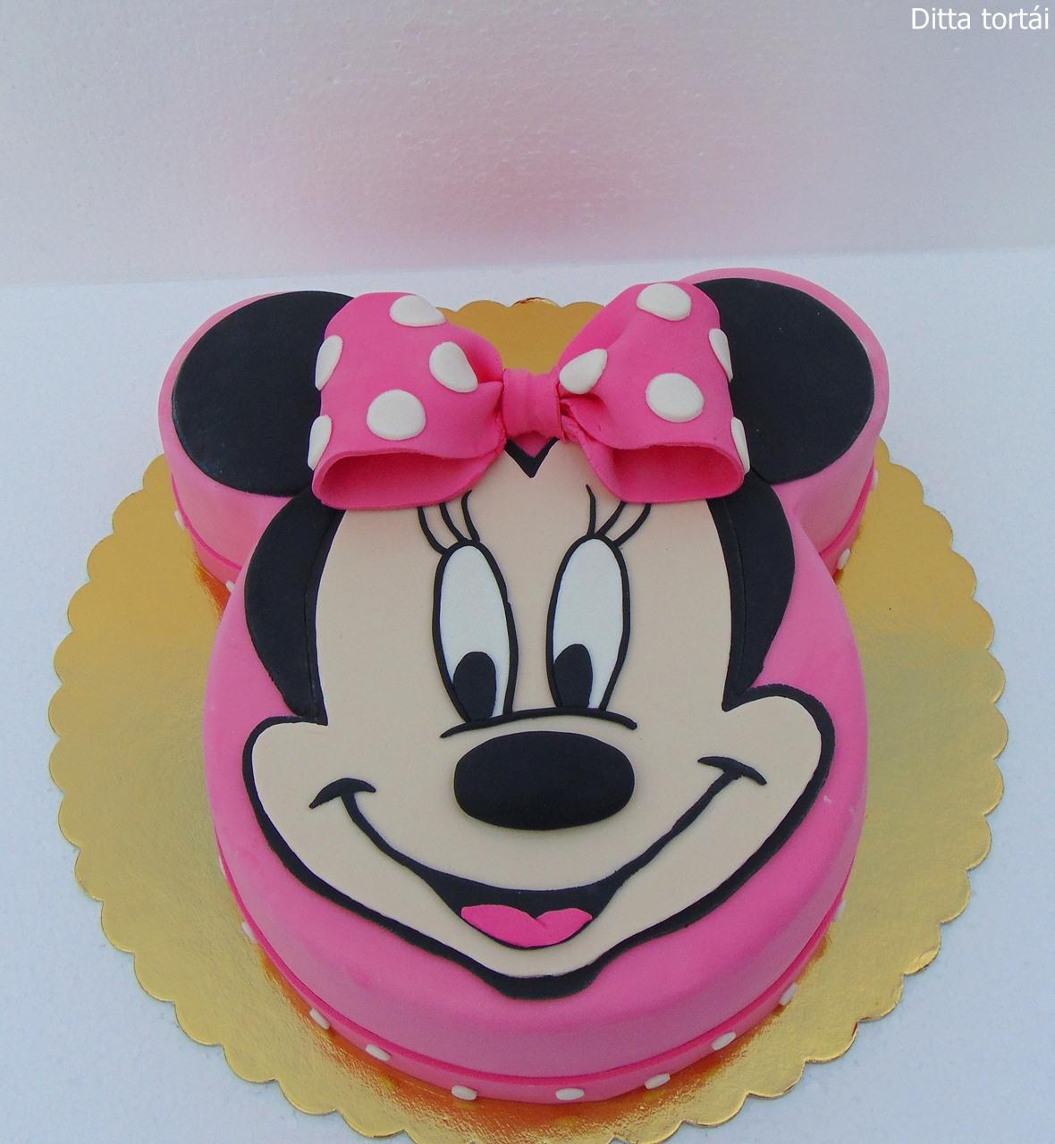 minnie egér torta képek Minnie egér torta   GasztroBlogok.hu minnie egér torta képek