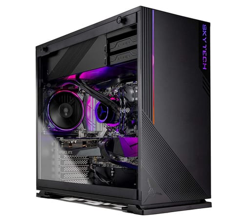 Skytech ST-AZURE-0118 Azure Gaming PC Desktop