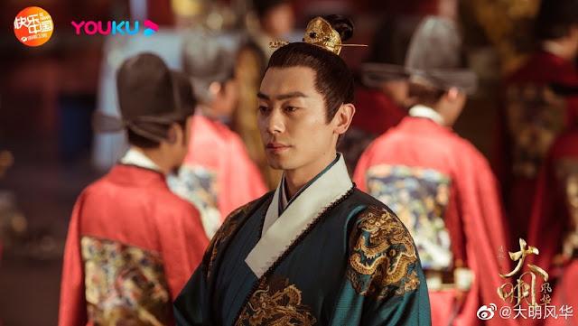 ming dynasty chinese historical zhu yawen