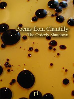 Poems from Chantilly: The Orderly Shutdown Cover