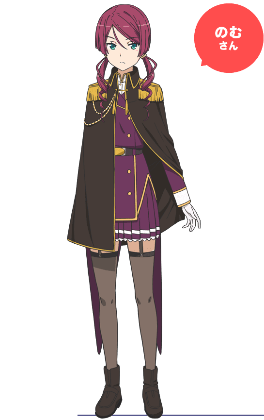 Nomura Sia (Gekijouban High School Fleet)