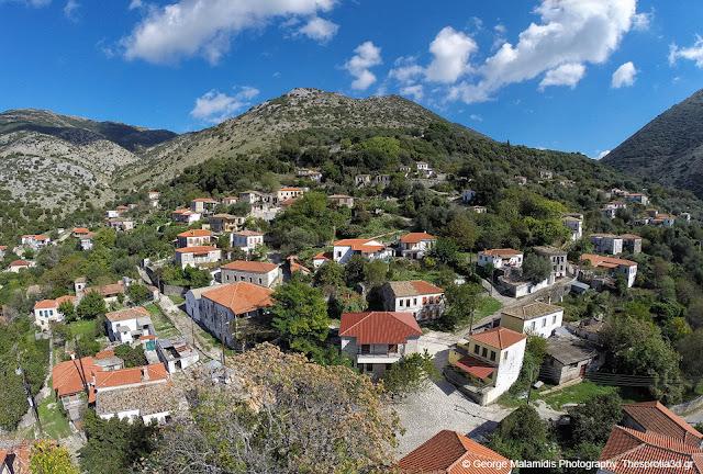 Θεσπρωτία: Μικρή προσέλευση αποδήμων και τουριστών στη Θεσπρωτία...