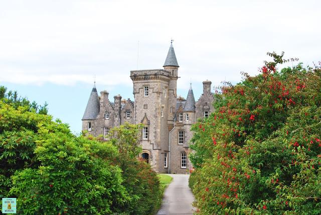 Glengorm Castle, isla de Mull