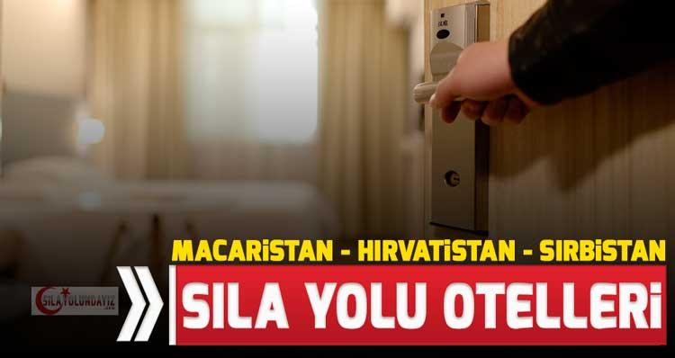 Sila Yolu Otelleri - Sırbistan, Hırvatistan, Macaristan Hotel