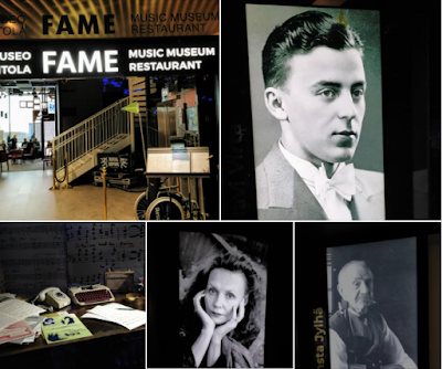 kooste Fame-retken kuvista