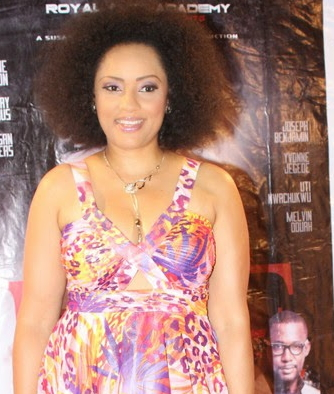 lilian bach quit nollywood