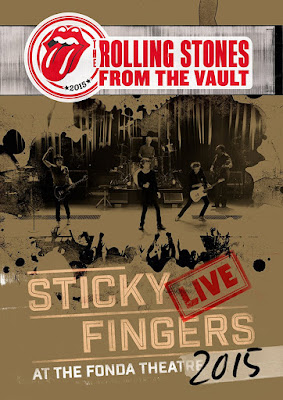 The Rolling Stones From The Vault Sticky Fingers Live At The Fonda Theatre 2015 DVD R1 NTSC Sub