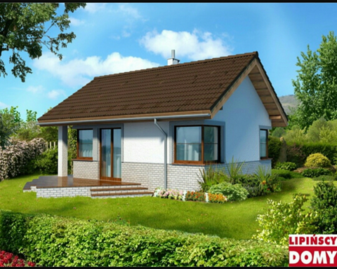 Small house is a simpler house design but full of life and beautiful.  In this design only small space of lot needed also affordable to build and maintain than the big house. To see more small house design explore the galleries below.