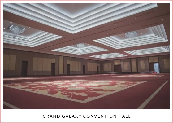 grand galaxy convention hall bekasi